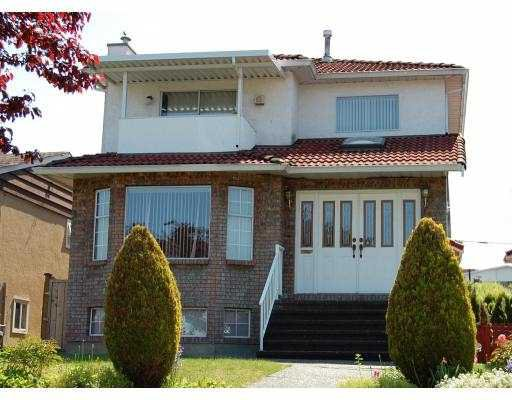 Main Photo: 5252 BURSILL Street in Vancouver: Collingwood VE House for sale (Vancouver East)  : MLS®# V767489