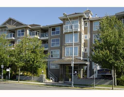 """Main Photo: 206 5880 DOVER Crescent in Richmond: Riverdale RI Condo for sale in """"WATERSIDE"""" : MLS®# V771326"""
