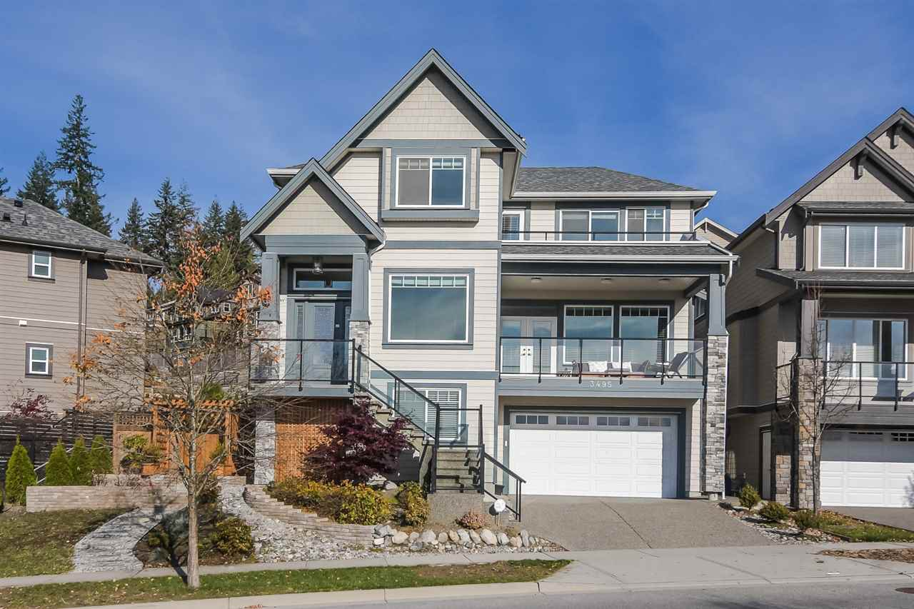 Main Photo: 3495 SHEFFIELD Avenue in Coquitlam: Burke Mountain House for sale : MLS®# R2435294
