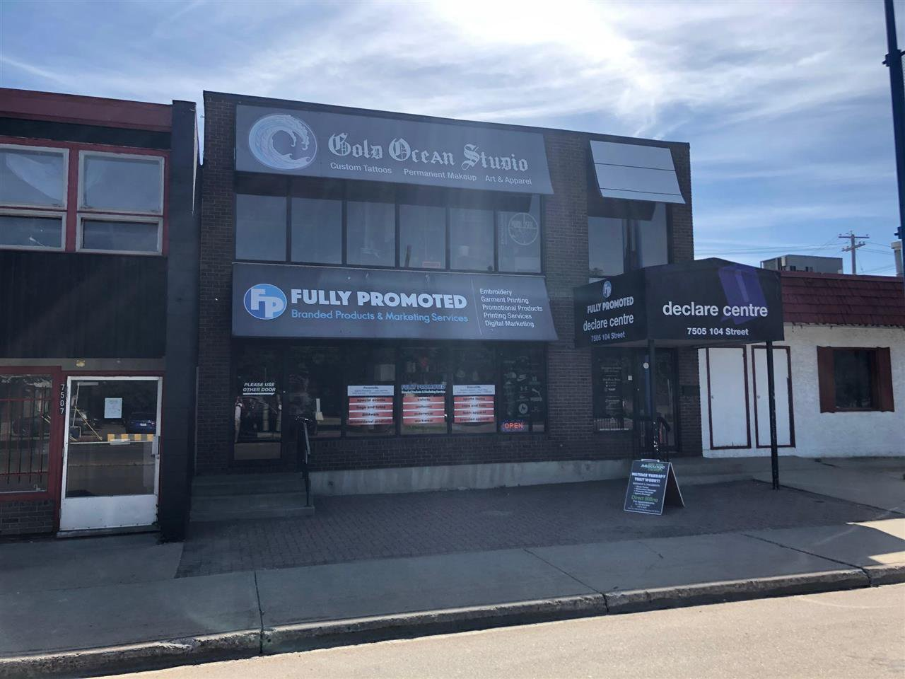 Main Photo: 7505 104 Street in Edmonton: Zone 41 Office for sale : MLS®# E4212332