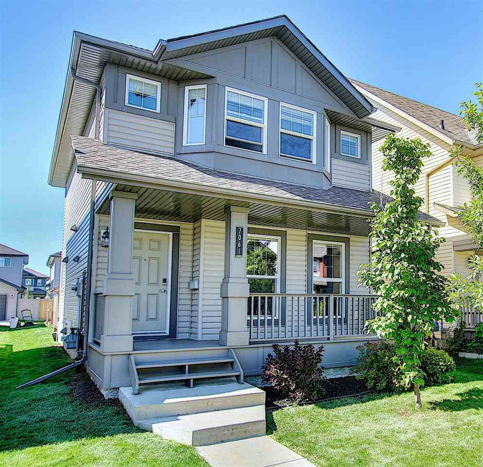 Main Photo: 7061 CARDINAL Way in Edmonton: Zone 55 House for sale : MLS®# E4212356