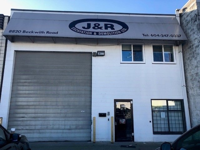 Main Photo: 8820 BECKWITH Road in Richmond: Bridgeport RI Industrial for sale : MLS®# C8034684