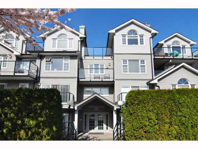 Main Photo: 203 833 W 16TH Avenue in Vancouver: Fairview VW Condo for sale (Vancouver West)  : MLS®# V817272
