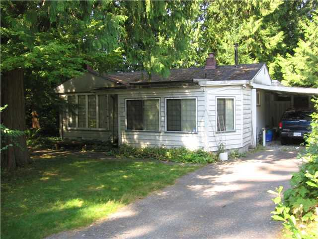 Main Photo: 3945 LYNN VALLEY Road in North Vancouver: Lynn Valley House for sale : MLS®# V846421