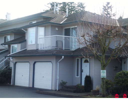 "Main Photo: 63 34332 MACLURE Road in Abbotsford: Central Abbotsford Townhouse for sale in ""IMMEL RIDGE"" : MLS®# F2903488"