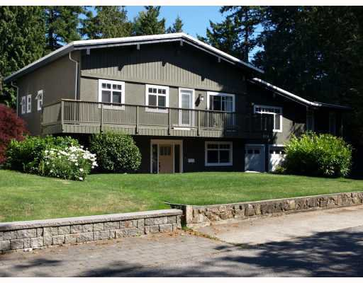 "Main Photo: 978 WALALEE Drive in Tsawwassen: English Bluff House for sale in ""TSAWWASSEN VILLAGE"" : MLS®# V770712"