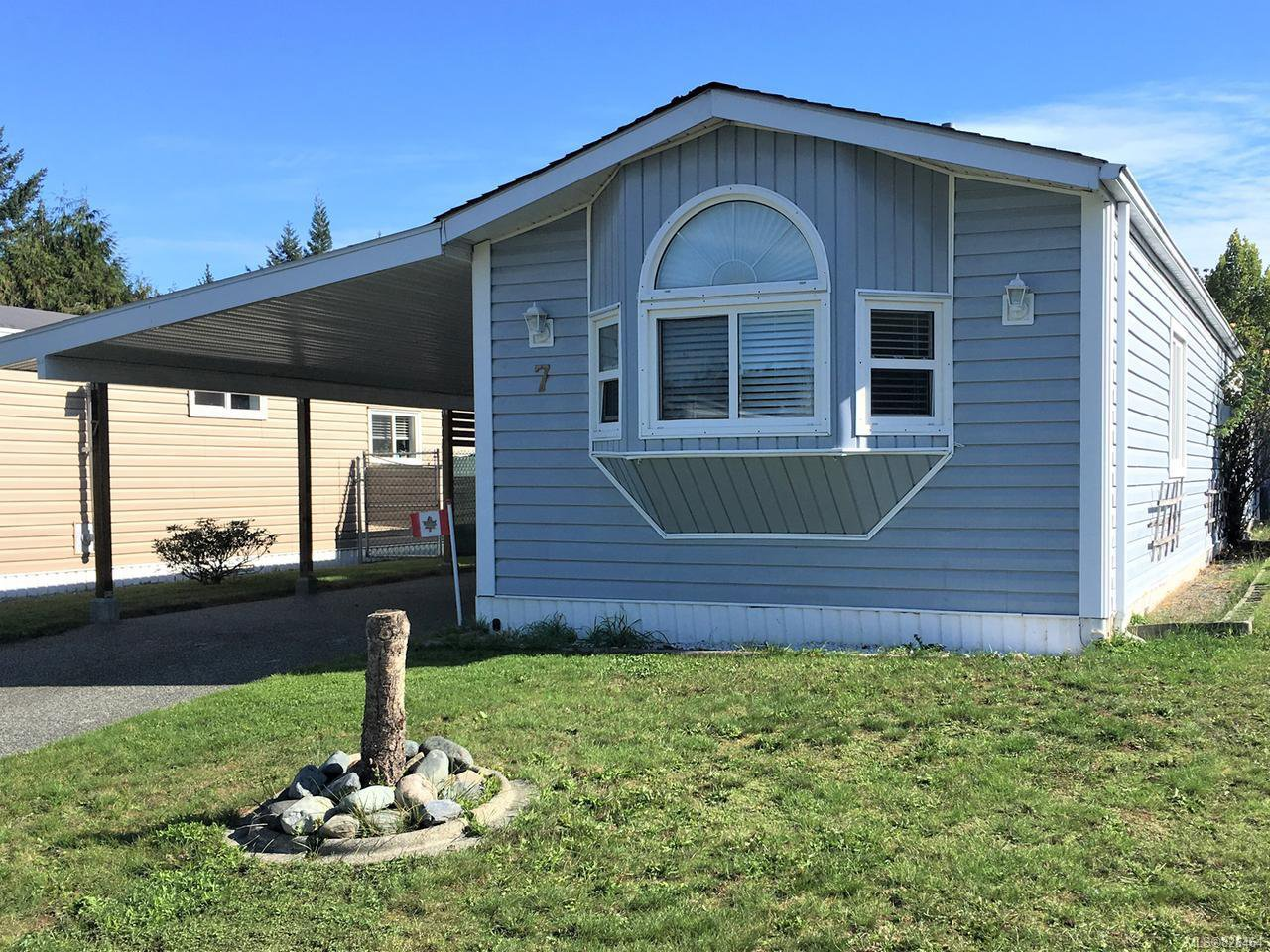 Main Photo: 7 658 Alderwood Dr in LADYSMITH: Du Ladysmith Manufactured Home for sale (Duncan)  : MLS®# 826464
