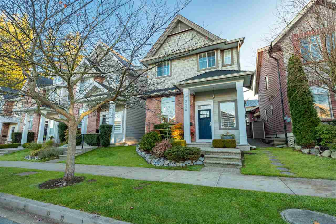 """Main Photo: 3436 148 Street in Surrey: King George Corridor House for sale in """"Forest Ridge"""" (South Surrey White Rock)  : MLS®# R2418947"""