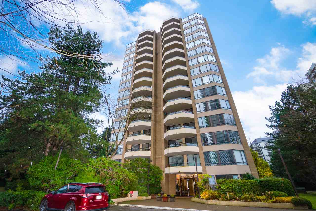Main Photo: 602 6282 KATHLEEN Avenue in Burnaby: Metrotown Condo for sale (Burnaby South)  : MLS®# R2420718