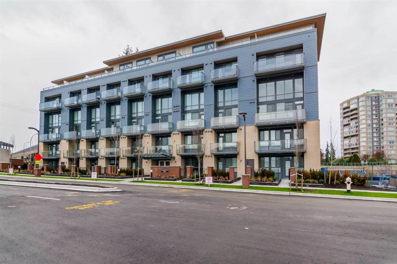 "Main Photo: 510 3090 GLADWIN Road in Abbotsford: Central Abbotsford Condo for sale in ""HUDSON'S LOFT"" : MLS®# R2418361"