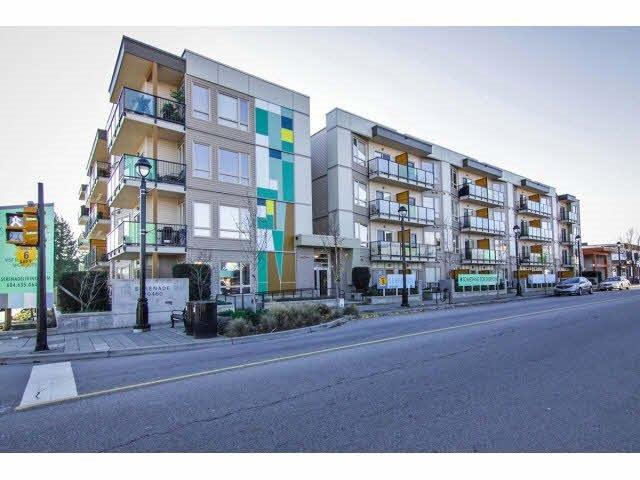 "Main Photo: 206 20460 DOUGLAS Crescent in Langley: Langley City Condo for sale in ""Serenade"" : MLS®# R2434640"