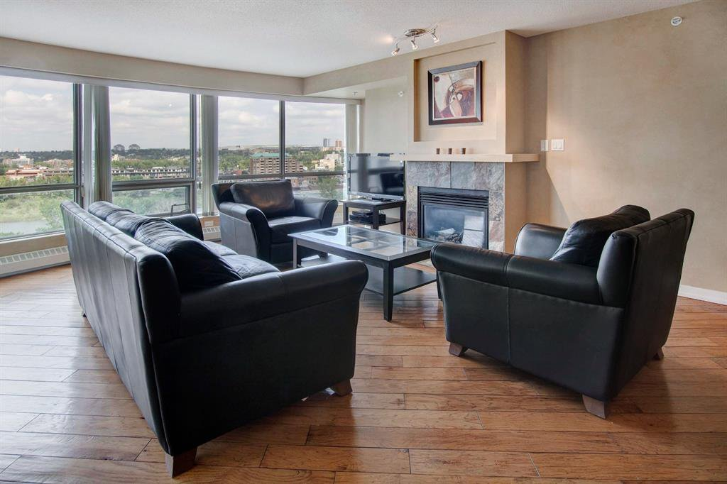 Main Photo: 1001 1088 6 Avenue SW in Calgary: Downtown West End Apartment for sale : MLS®# A1018877