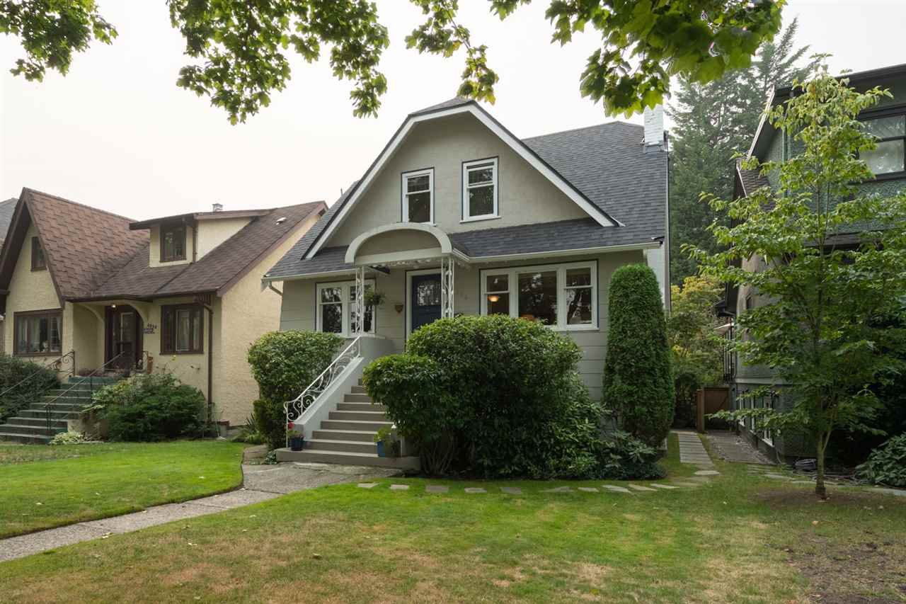 Main Photo: 2866 W 15TH Avenue in Vancouver: Kitsilano House for sale (Vancouver West)  : MLS®# R2498595