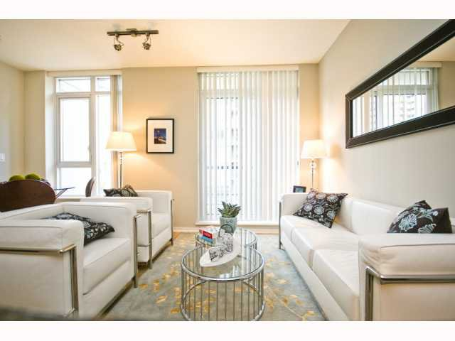 "Main Photo: 508 1001 HOMER Street in Vancouver: Downtown VW Condo for sale in ""THE BENTLEY"" (Vancouver West)  : MLS®# V817106"