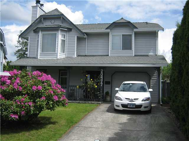 Main Photo: 20477 DALE Drive in Maple Ridge: Southwest Maple Ridge House for sale : MLS®# V832279