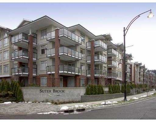 """Main Photo: 420 100 CAPILANO RD in Port Moody: Port Moody Centre Condo for sale in """"SUTTER BROOK"""" : MLS®# V572881"""
