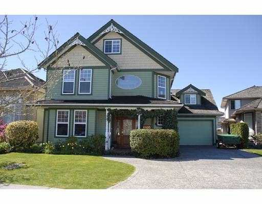 Main Photo: 4920 BRANSCOMBE CT in Richmond: Steveston South House for sale : MLS®# V587505