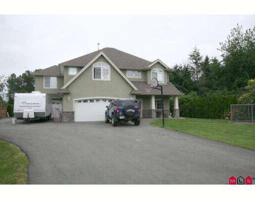 Main Photo: 6438 SUMAS PRAIRIE Road in Sardis: Greendale Chilliwack House for sale : MLS®# H2803514