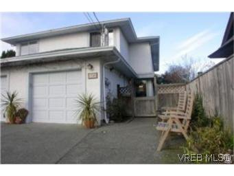 Main Photo:  in VICTORIA: Vi Jubilee Half Duplex for sale (Victoria)  : MLS®# 457901