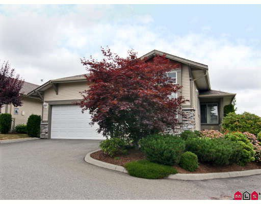 """Main Photo: 3 3635 BLUE JAY Street in Abbotsford: Abbotsford West Townhouse for sale in """"COUNTRY RIDGE ESTATES"""" : MLS®# F2913318"""