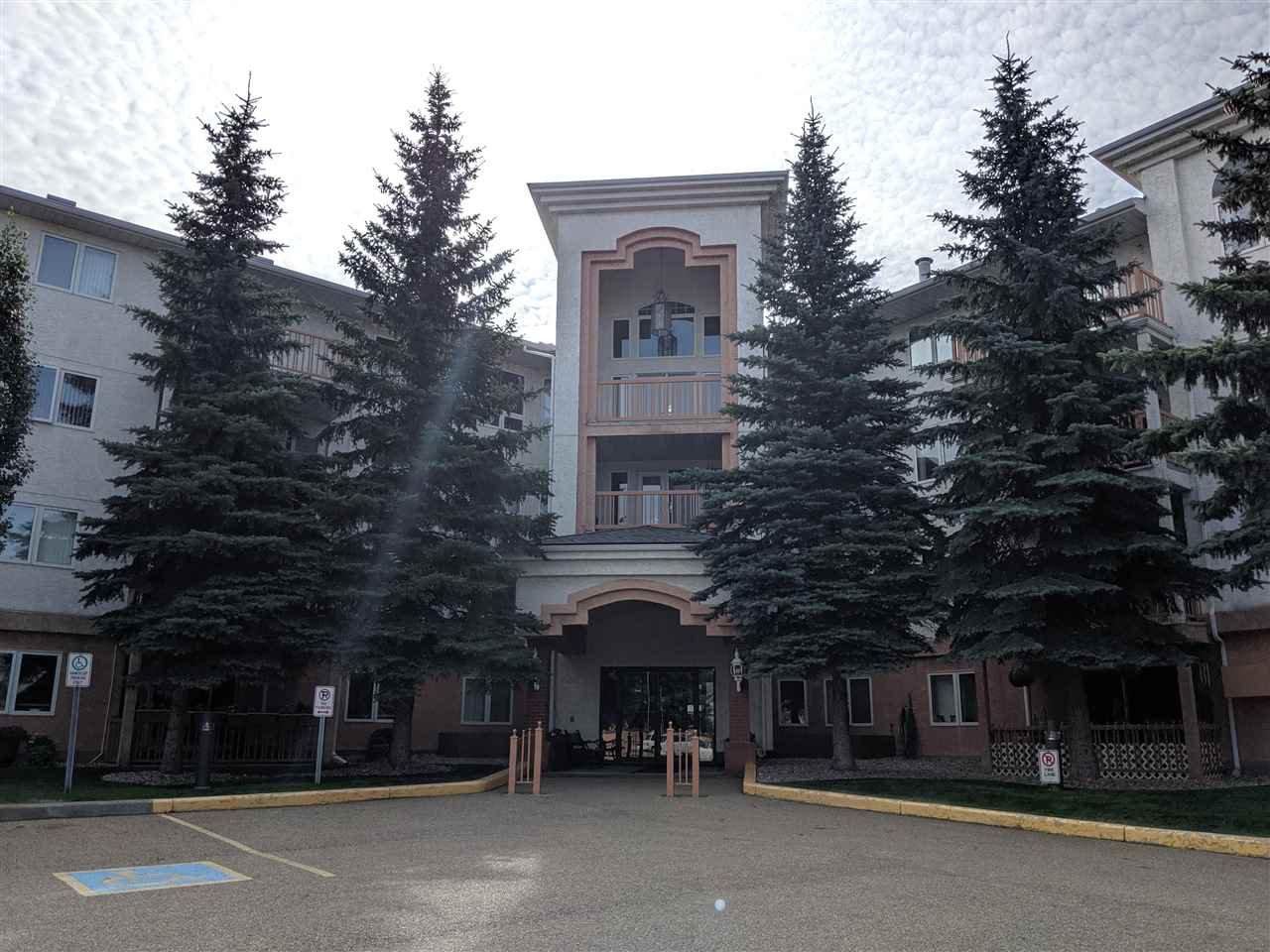 Main Photo: 208 10903 21 Avenue in Edmonton: Zone 16 Condo for sale : MLS®# E4170016