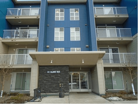 Main Photo: 115, 610 Calahoo Road in Spruce Grove: Condo for rent