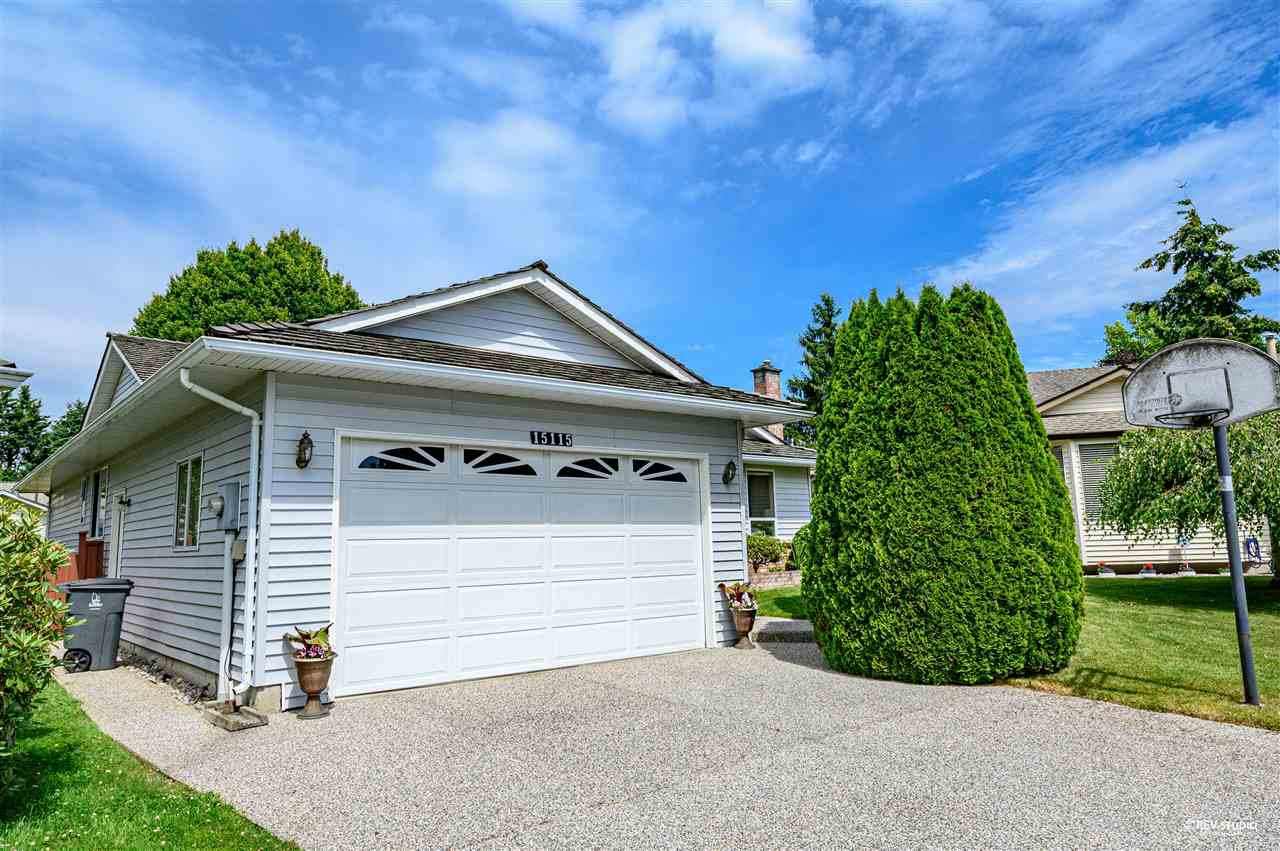 Main Photo: 15115 19A Avenue in Surrey: Sunnyside Park Surrey House for sale (South Surrey White Rock)  : MLS®# R2473595
