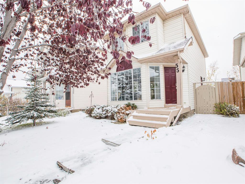 Main Photo: 55 Rivercrest Circle SE in Calgary: Riverbend Detached for sale : MLS®# A1044132