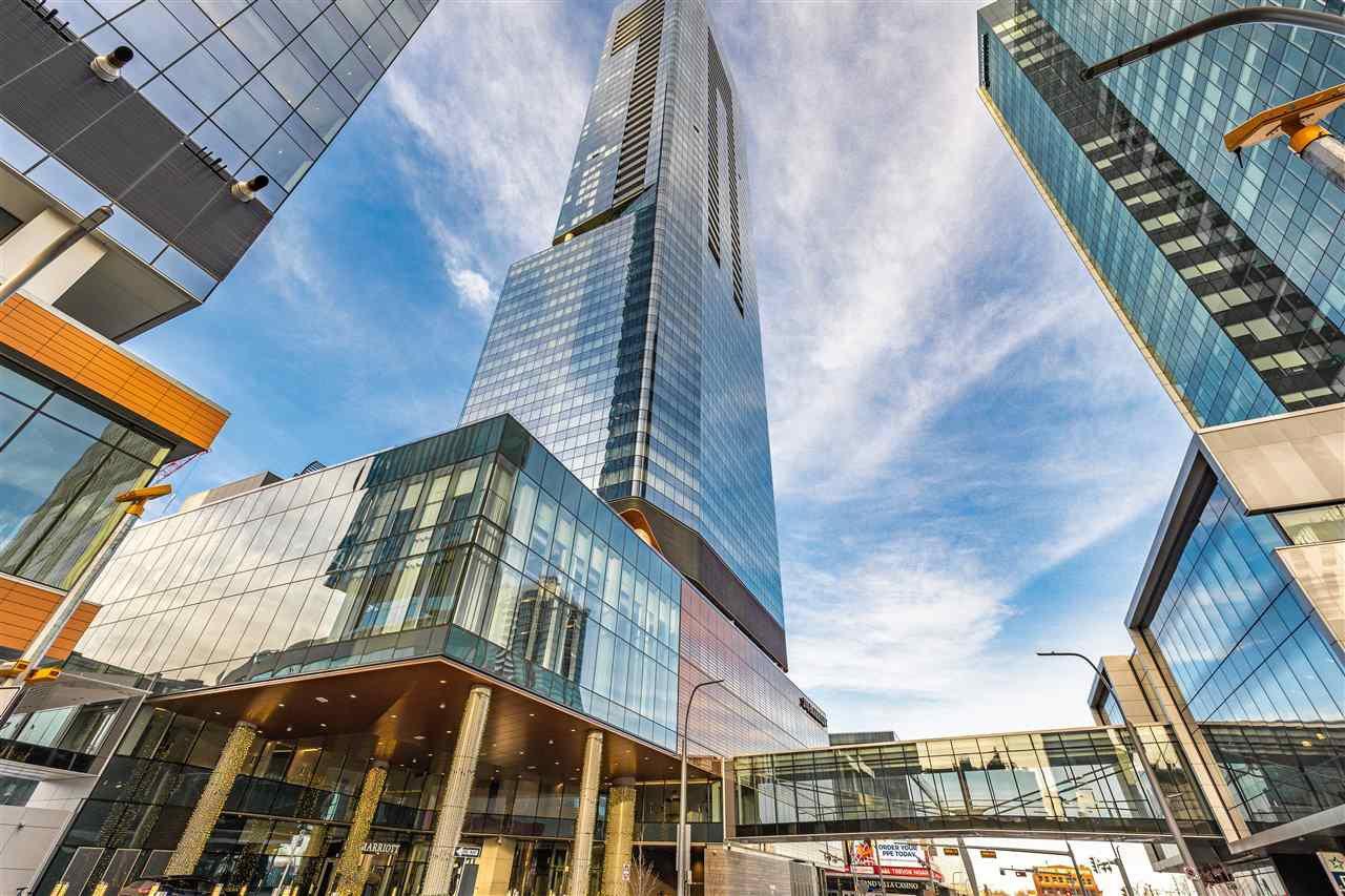Main Photo: 4703 10360 102 Street in Edmonton: Zone 12 Condo for sale : MLS®# E4220922