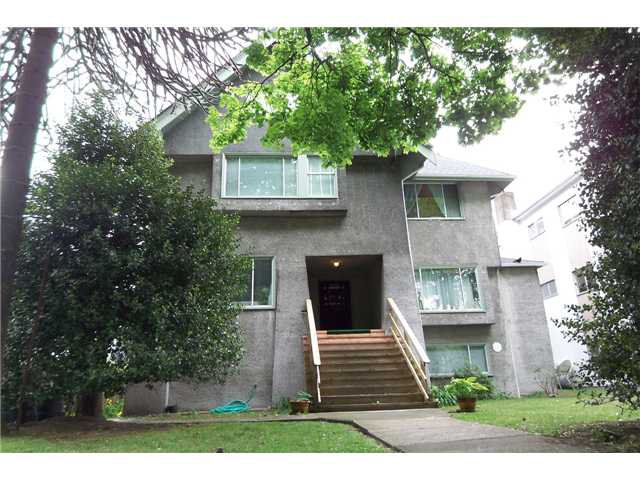 Main Photo: 2386 W 3RD Avenue in Vancouver: Kitsilano Multifamily for sale (Vancouver West)  : MLS®# V856895