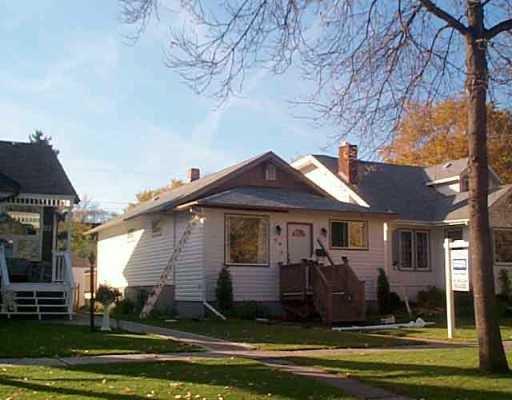 Main Photo: 59 TACHE Avenue in WINNIPEG: St Boniface Residential for sale (South East Winnipeg)  : MLS®# 2414550