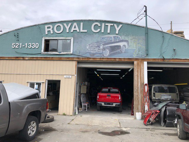 Main Photo: 1031 & 1037 Royal Avenue in New Westminster: Industrial for sale