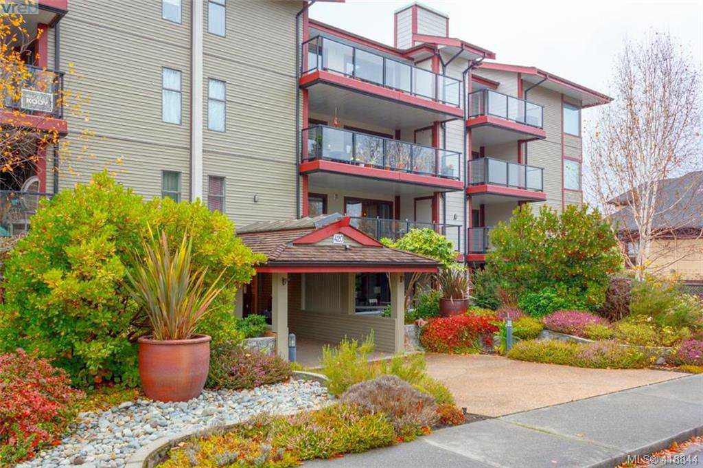 Main Photo: 305 420 Parry St in VICTORIA: Vi James Bay Condo Apartment for sale (Victoria)  : MLS®# 828944