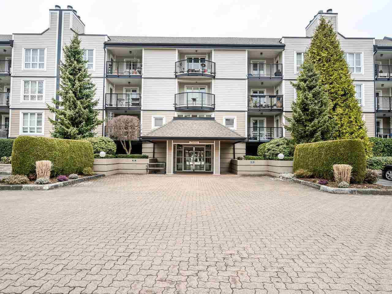 Main Photo: 107 7500 MINORU Boulevard in Richmond: Brighouse South Condo for sale : MLS®# R2444051