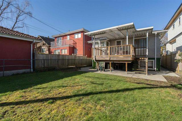 Photo 19: Photos: 4626 WINDSOR ST in VANCOUVER: Fraser VE House for sale (Vancouver East)  : MLS®# R2446066