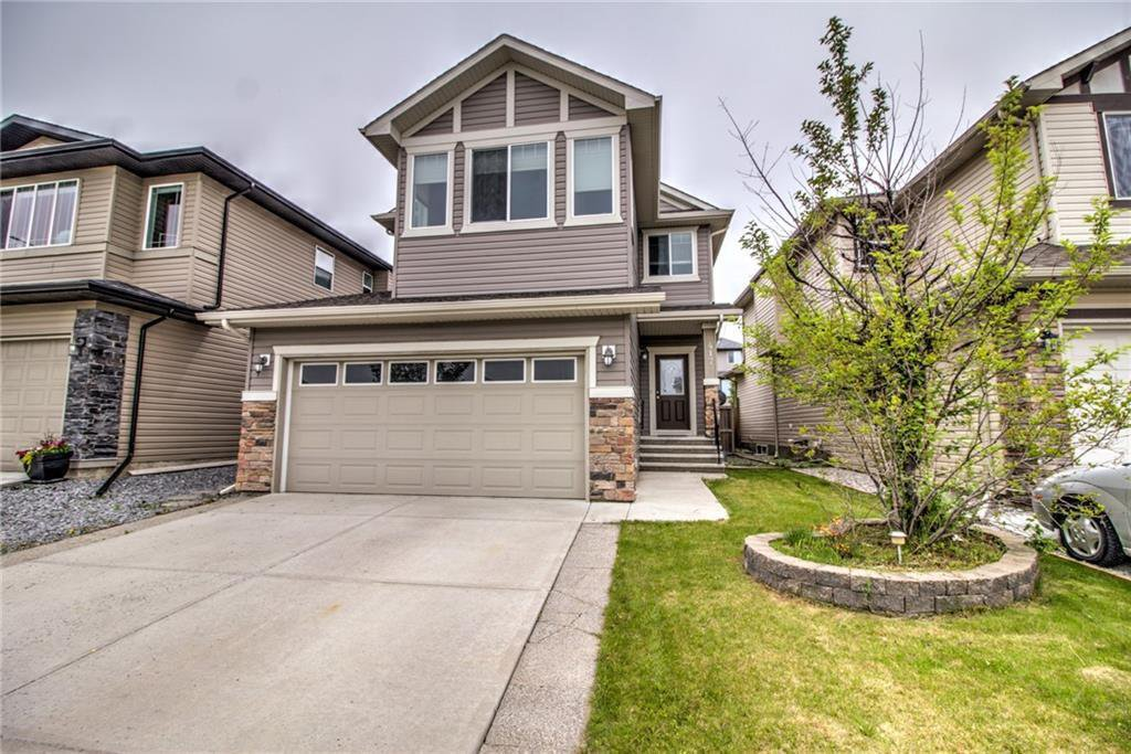 Main Photo: 417 Cimarron Boulevard: Okotoks Detached for sale : MLS®# C4301022