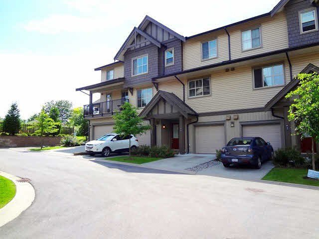 Main Photo: 68 9525 204TH STREET in : Walnut Grove Townhouse for sale : MLS®# F1315095