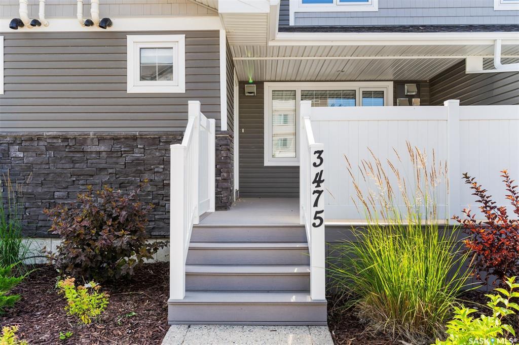 Main Photo: 3475 Elgaard Drive in Regina: Hawkstone Residential for sale : MLS®# SK821526