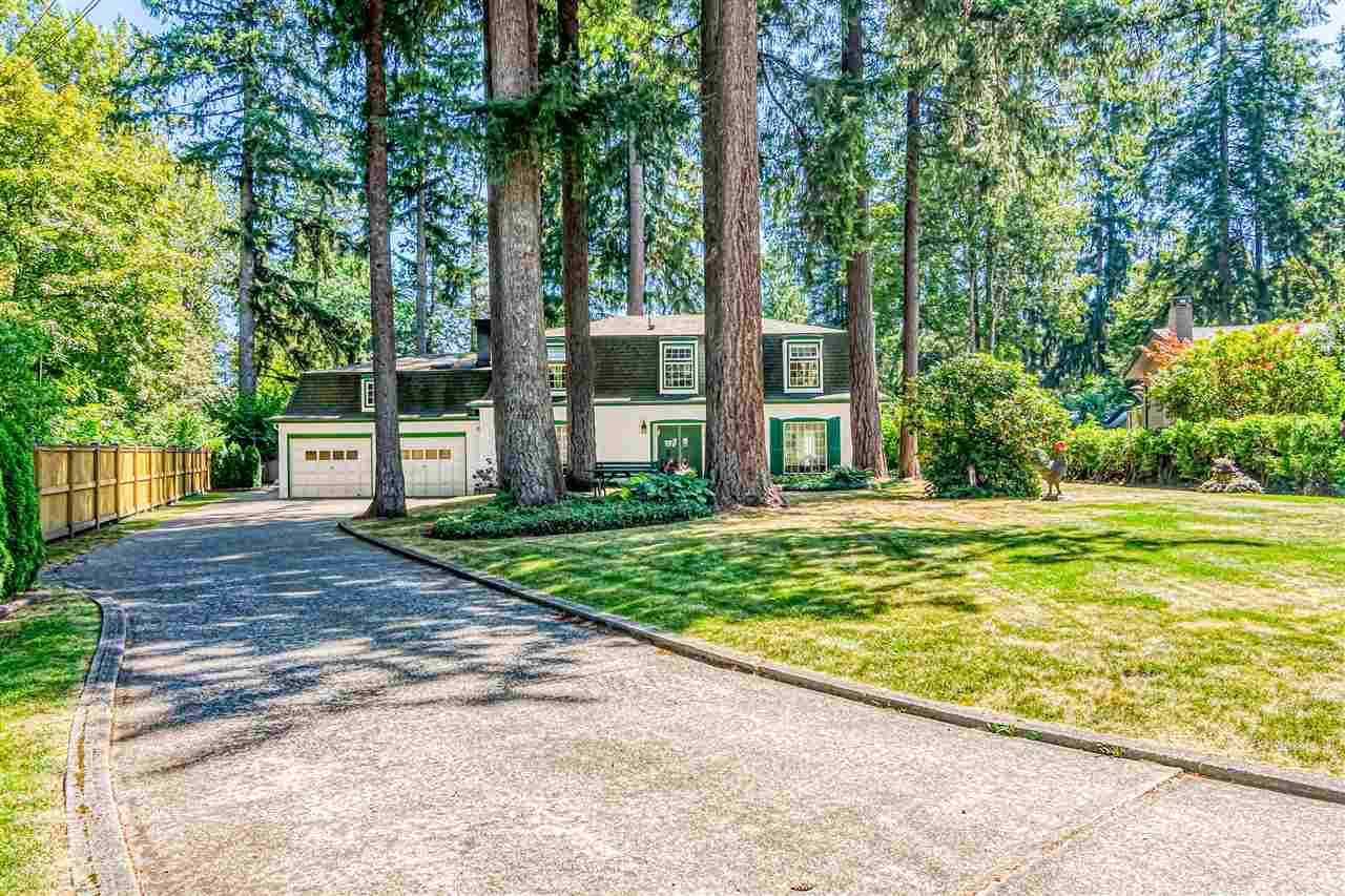 Main Photo: 9242 MARR Street in Langley: Fort Langley House for sale : MLS®# R2486495