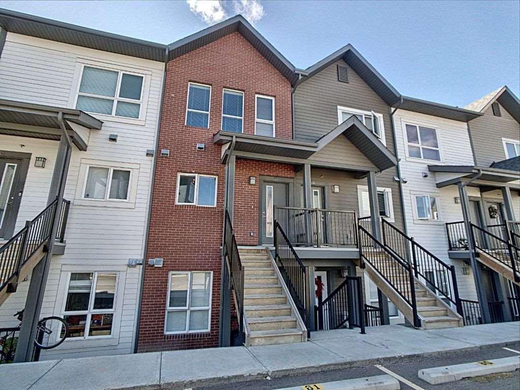 Main Photo: 59 2560 Pegasus Boulevard in Edmonton: Zone 27 Townhouse for sale : MLS®# E4213738