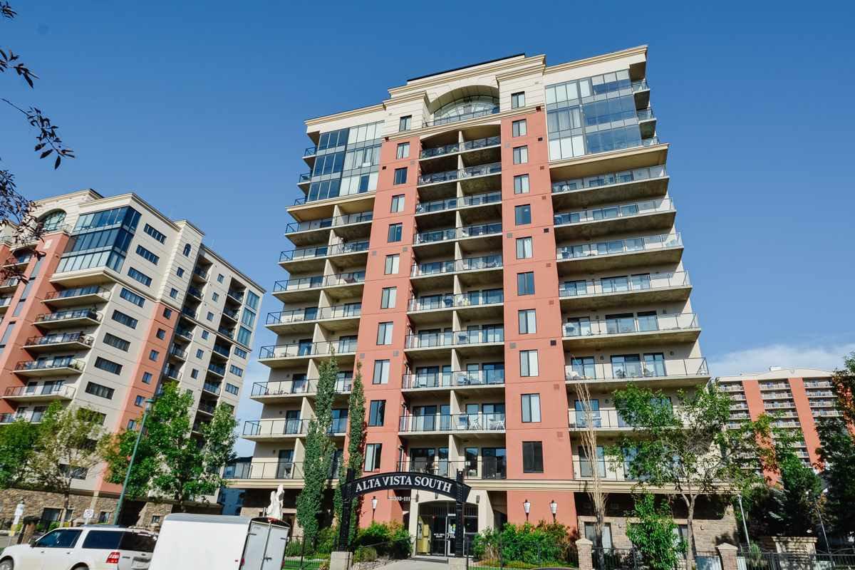 Main Photo: 1106 10303 111 Street in Edmonton: Zone 12 Condo for sale : MLS®# E4218284