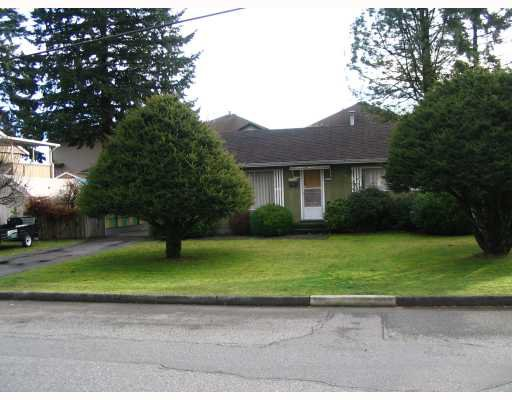 Main Photo: 3317 HANDLEY Crescent in Port_Coquitlam: Lincoln Park PQ House for sale (Port Coquitlam)  : MLS®# V744117