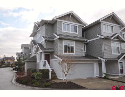 "Main Photo: 39 16760 61ST Avenue in Surrey: Cloverdale BC Townhouse for sale in ""HARVEST LANDING"" (Cloverdale)  : MLS®# F2903413"