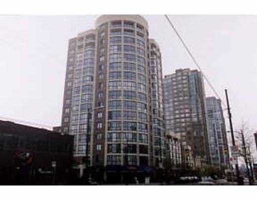 "Main Photo: 607 488 HELMCKEN Street in Vancouver: Downtown VW Condo for sale in ""ROBINSON TOWER"" (Vancouver West)  : MLS®# V772905"