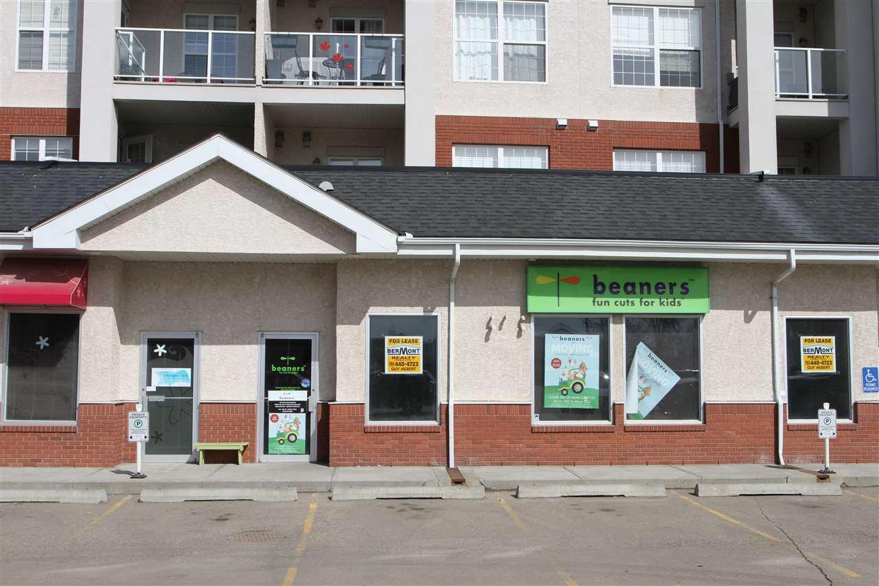 Main Photo: 50 585 ST ALBERT Trail: St. Albert Retail for lease : MLS®# E4174267