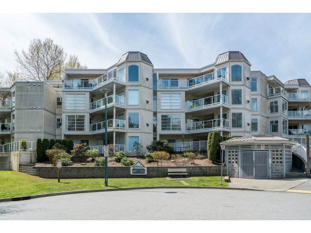 Main Photo: 208 1220 LASALLE PLACE in Coquitlam: Canyon Springs Condo for sale : MLS®# R2260601