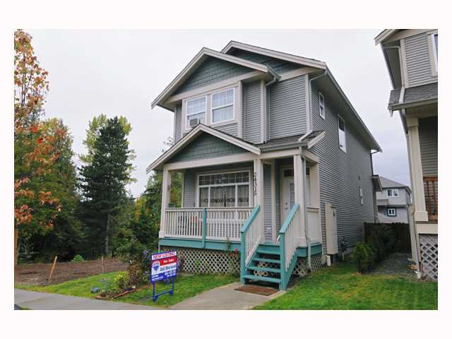 "Main Photo: 24315 101A Avenue in Maple Ridge: Albion House for sale in ""CASTLE BROOK"" : MLS®# V792766"
