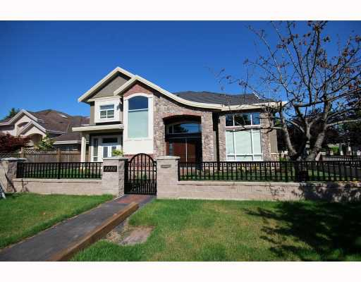Main Photo: 8980 BAIRDMORE in Richmond: Seafair House for sale : MLS®# V763834
