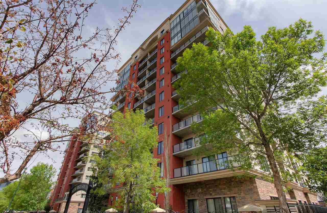 Main Photo: 207 10303 111 Street in Edmonton: Zone 12 Condo for sale : MLS®# E4199211