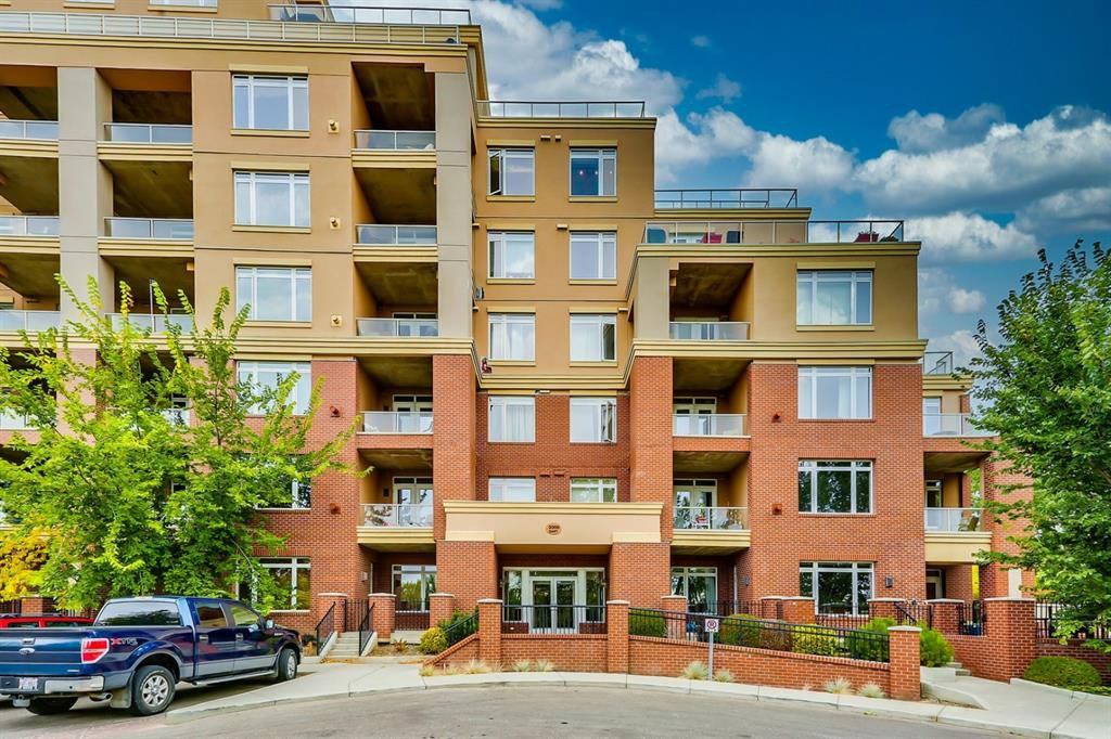 Main Photo: 3611 24 HEMLOCK Crescent SW in Calgary: Spruce Cliff Apartment for sale : MLS®# A1025200